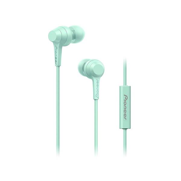 Pioneer se-c1t mint auriculares con micrófono de alta calidad