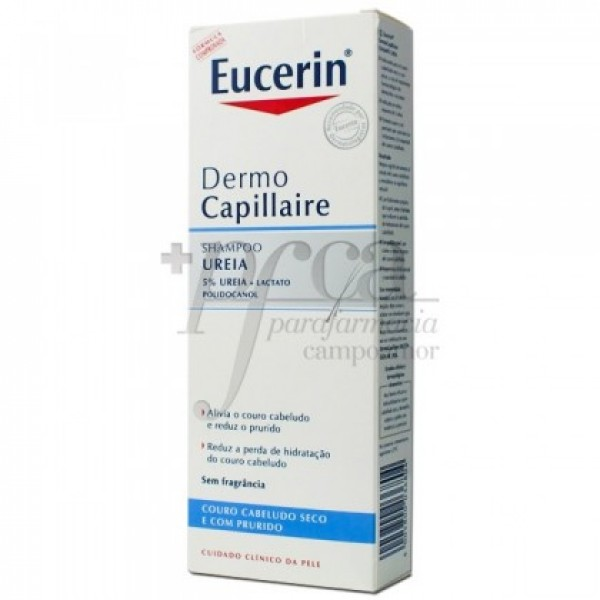 EUCERIN CHAMPÚ UREA 250ML