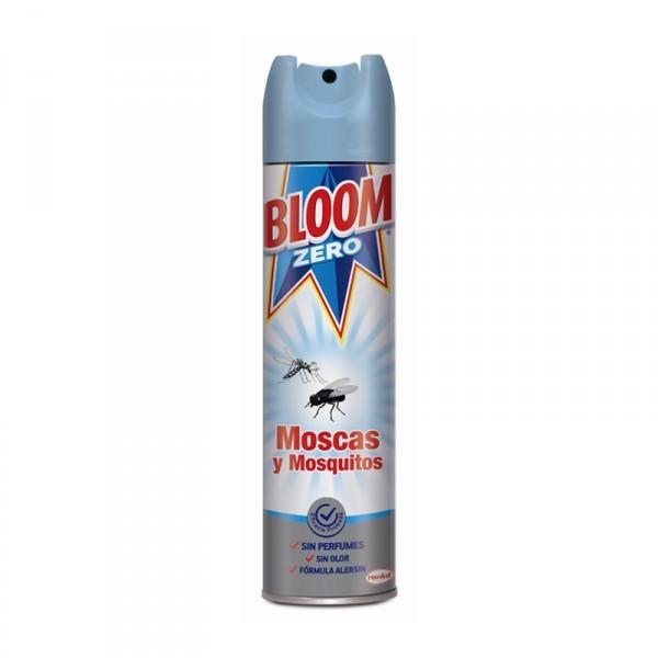 Bloom INSECTICIDA Zero Sensitive spray anti moscas y mosquitos 400 ml