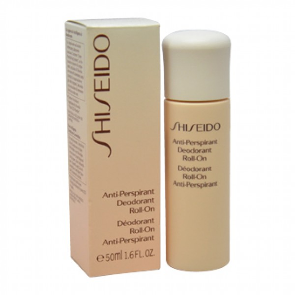Shiseido anti-perspirant desodorante roll-on 50ml