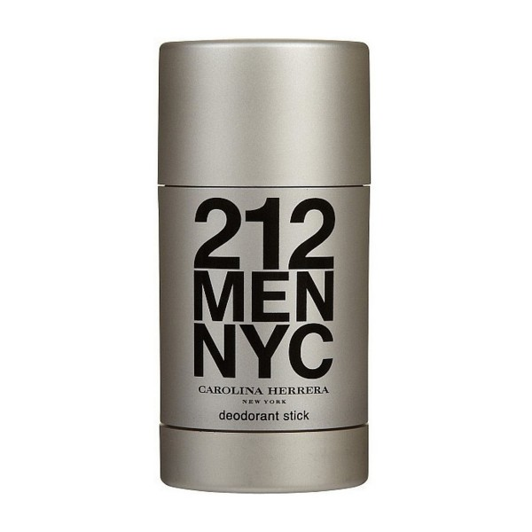 Carolina herrera 212 men desodorante stick 75gr