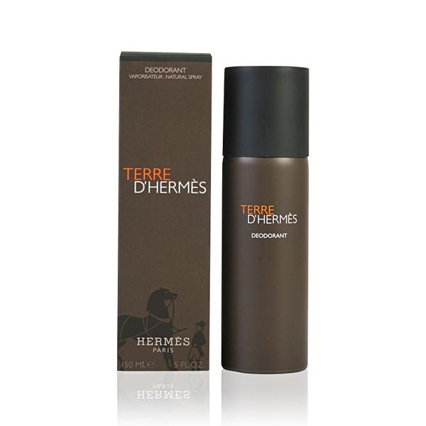 Hermes terre d'hermes desodorante 150ml vaporizador
