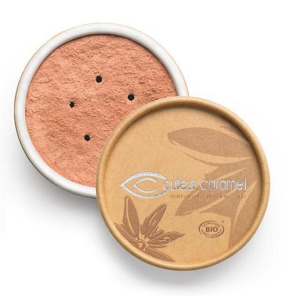 Couleur caramel fond de teint bio mineral nº 02 beige rose