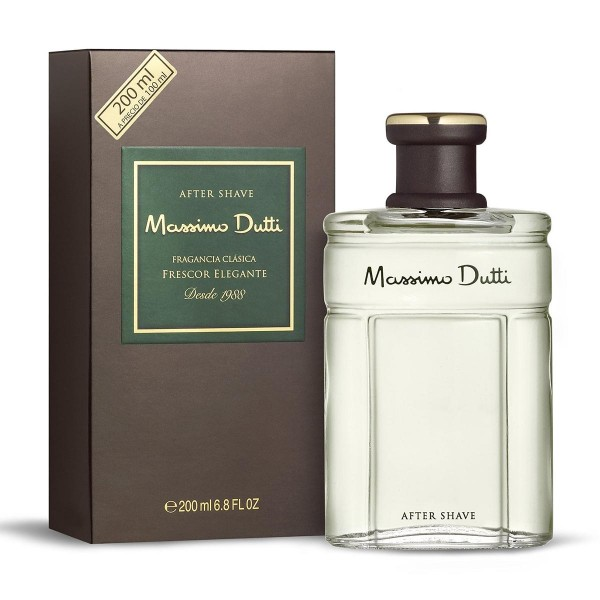 Massimo dutti colonia after shave 200ml
