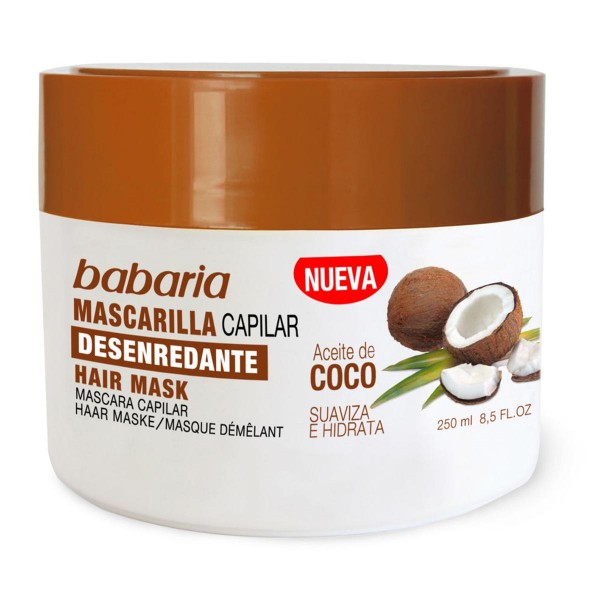 Babaria coco oil hair mask 250ml