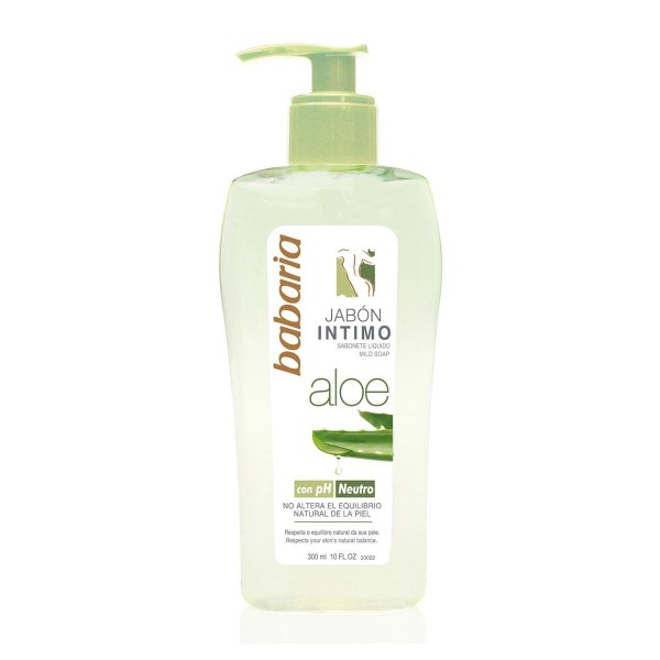 Babaria aloe vera ph neutro gel 300ml