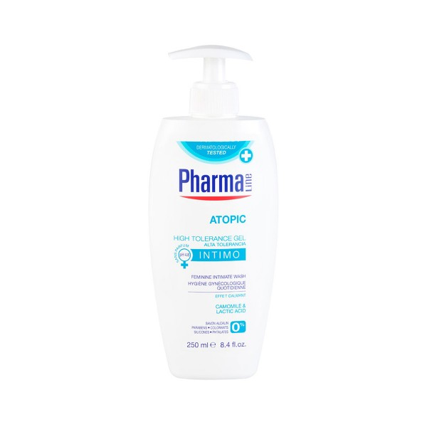 Pharmaline atopic gel intimo high tolerance 250ml