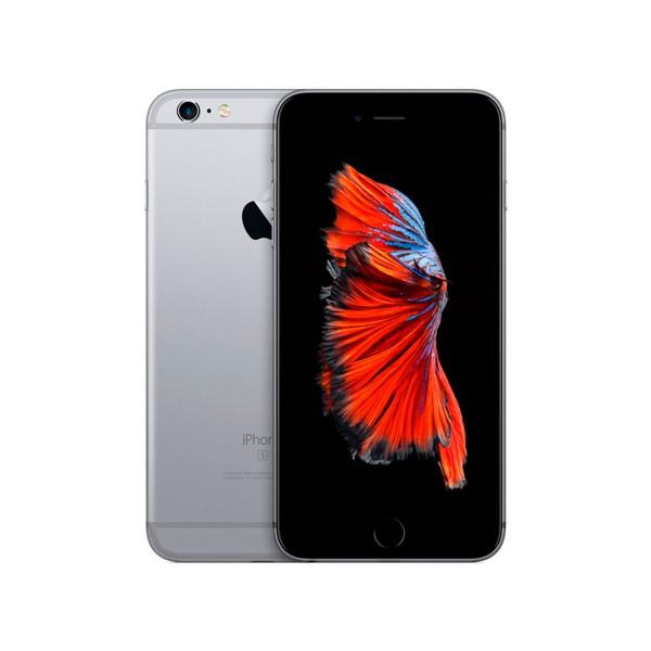Apple iphone 6s 128gb gris espacial reacondicionado cpo móvil 4g 4.7'' retina hd/2core/128gb/2gb ram/12mp/5mp