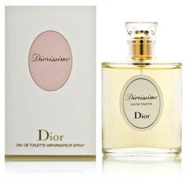 Dior diorissimo eau de toilette 100ml vaporizador