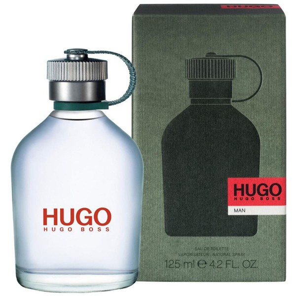 Hugo boss hugo eau de toilette man 125ml vaporizador