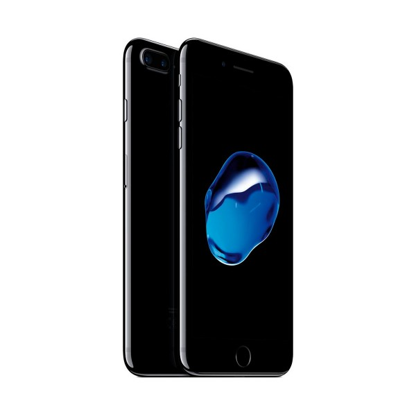 Apple iphone 7 plus 128gb negro brillante reacondicionado cpo móvil 4g 5.5'' retina fhd/4core/128gb/3gb ram/12mp+12mp/7mp