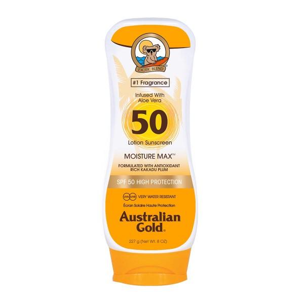 Australian gold cuerpo locion spf50 237ml