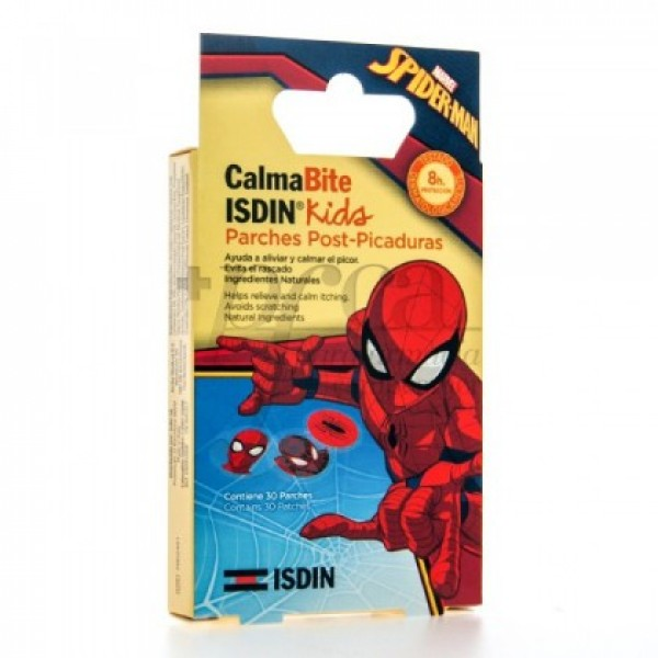 CALMABITE ISDIN 30 PARCHES POST-PICADURA MARVEL