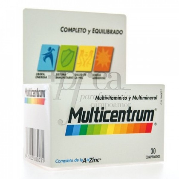 MULTICENTRUM 30 COMPS