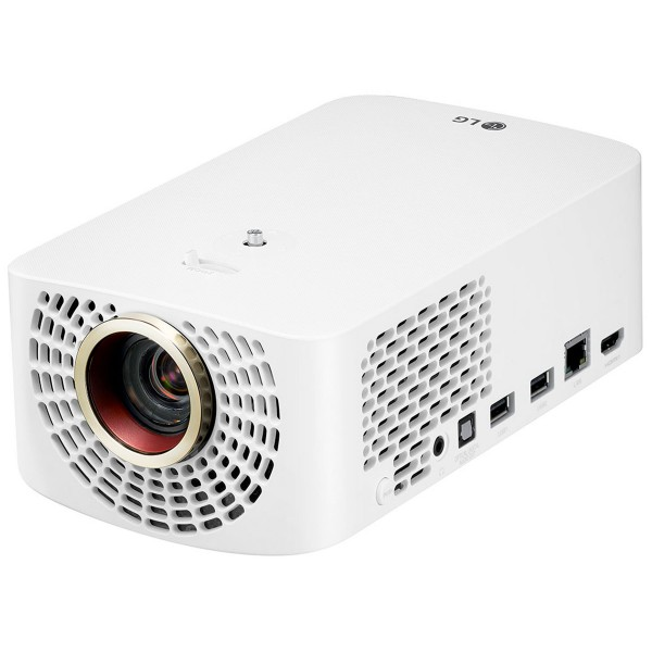 Lg hf60lsr proyector led hasta 120'' 1400 lúmenes fullhd hdmi usb jack 3.5mm óptico bluetooth