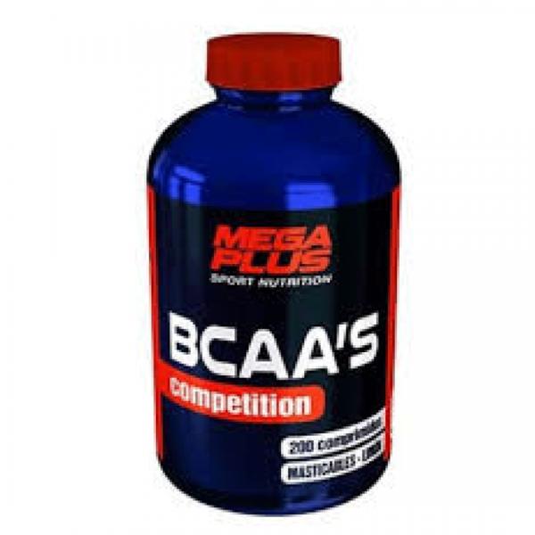 Bcaa's competiton compr. masticables