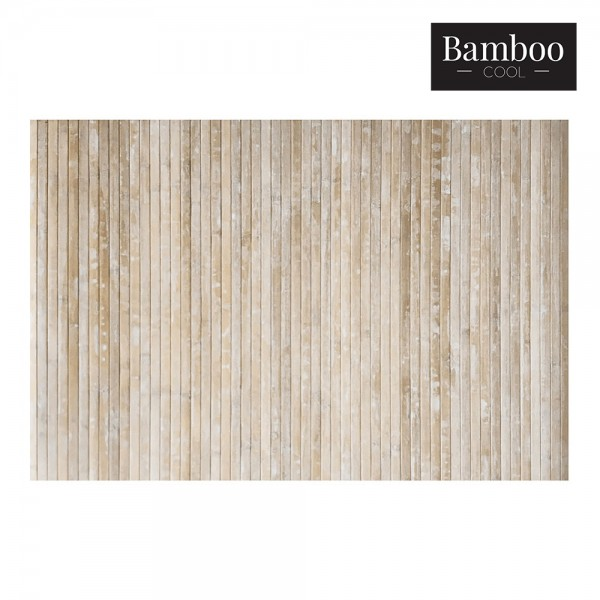 Alfombra bambú yeso 60x90cm