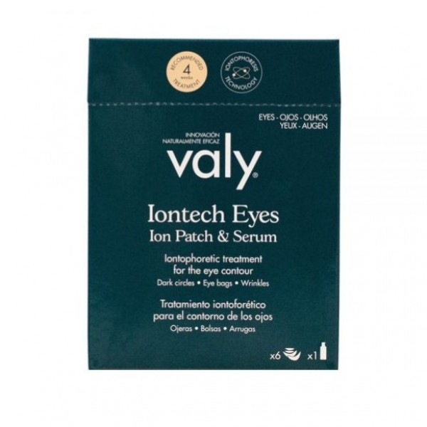 VALY IONTECH OJOS 6 PARCHES